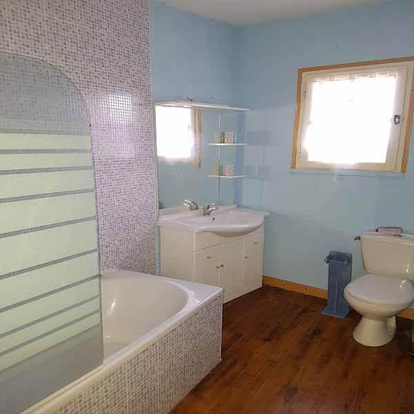 Bathroom In La Ferme