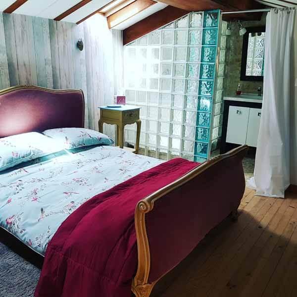 Bed in La Bois