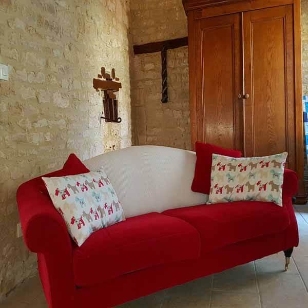 Chaise Lounge In La Bois