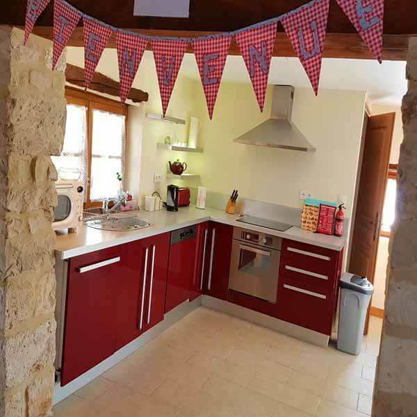 La Bois Kitchen Area