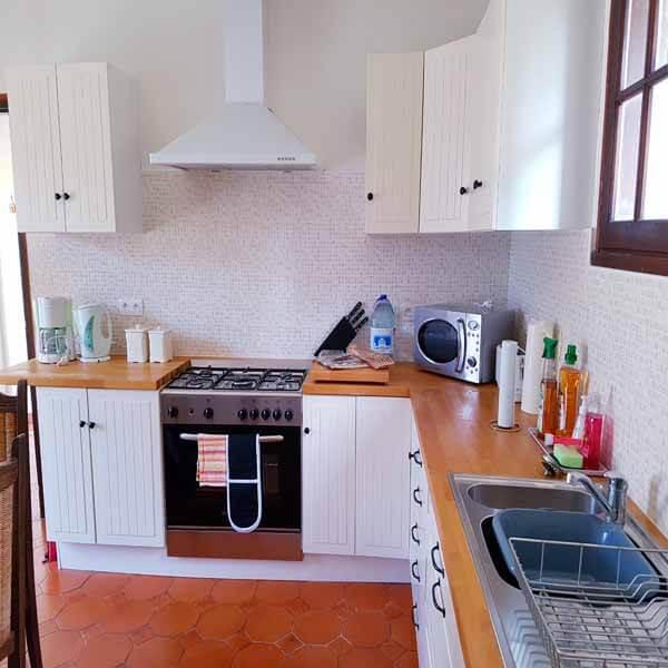 La Ferme Kitchen