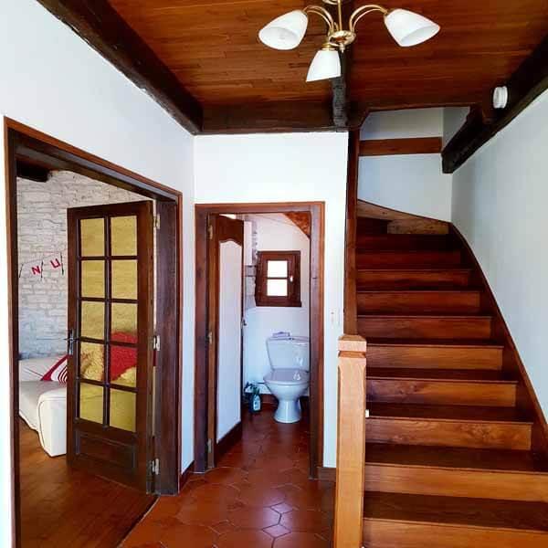 La Ferme Staircase